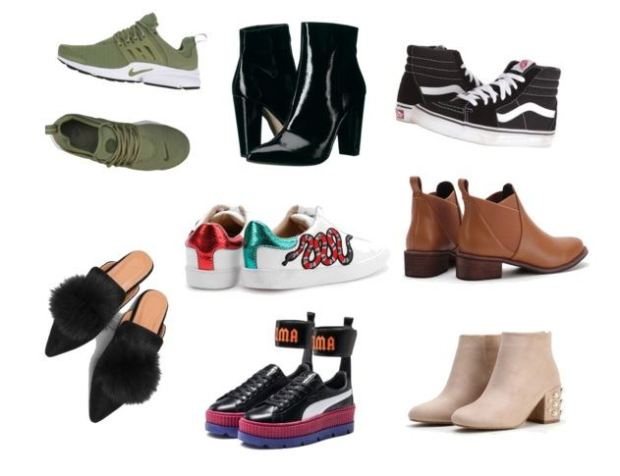 shoe wishlist